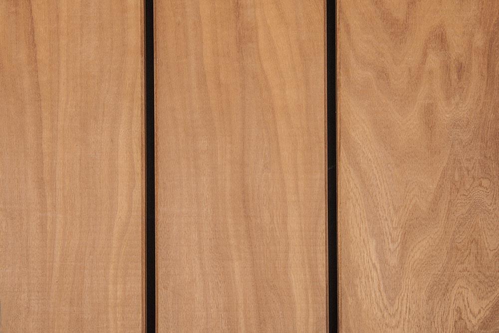 Tropisch hardhout buitenvloeren